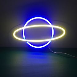 생생한 아이콘 LED 네온 밧줄 빛을 점화하는 휴일 주제