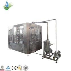 3en1 haciendo equipo/botella de jugo de la producción de jugo embotellada para beber el jugo/Línea/3 en la Línea 1 Línea/Pulpa de jugo de automático de máquinas de llenado de jugo