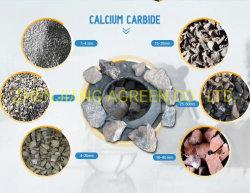 كربيد الكالسيوم 25-50 مم 50-80 مم لتقليل العامل
