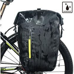 Sacchetto impermeabile del Pannier della bici per la cremagliera del carico della bicicletta