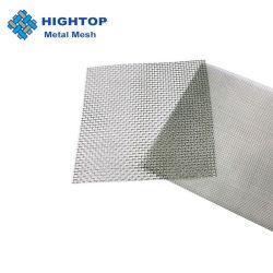 5ふるいフィルターのための網SS304のステンレス鋼の金網