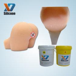 De grade médical des jouets pour adultes de sexe soft produits utilisent le caoutchouc de silicone