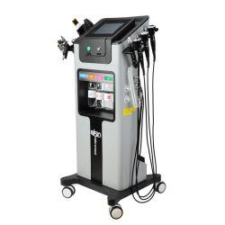 8 em 1 Pérola Negra Hydrafacial Máquina Microdermabrasion Rejuvenescimento da pele cuidados da pele Diamond Dermoabrasão Salão de Beleza Equipamento