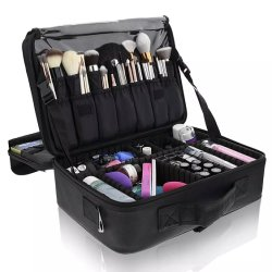 ماكياج الأمتعة Manicure ماكياج صندوق الأدوات حقيبة التجميل كبيرة علبة إمحكمام