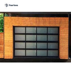 portello di vetro libero isolato elettronico moderno del garage dell'automobile del comitato 9X8/8X7/12X7/9X7 per la Camera