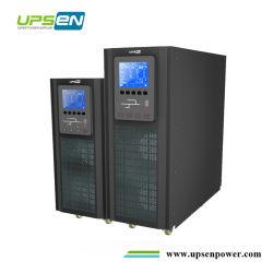 Промышленности ИБП Triphase 380 В переменного тока 50 Гц 3 фазы источника бесперебойного питания с регулируемым ток заряда аккумуляторной батареи для больницы