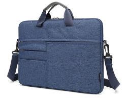 Sacchetto impermeabile tenuto in mano del pacchetto del coperchio del portafoglio di MacBook del computer portatile del computer portatile di viaggio d'affari della singola spalla (CY3203)