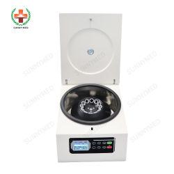 يستخدم جهاز الطرد المركزي السريري منخفض السرعة SY-B194 في المختبر سعر الطرد المركزي
