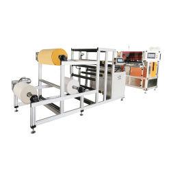 Full-Automatic CNC-Luftfilter, der Messer faltenden Maschinen-faltenden Maschinen-Anschluss-Papierproduktionszweig bildet