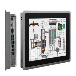 Gagner 10 personnalisé de NFC 10,4 pouces écran tactile résistif Android Win10 I3 I5 I7 Support de montage VESA intégré Tablet PC industriel