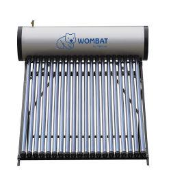 Presión calentador de agua solar caloducto géiser Solar Keymark 300 L