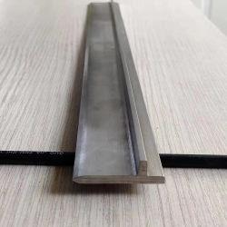 차가운 T자 모양의 스틸 바 304 스테인리스 스틸 프로필