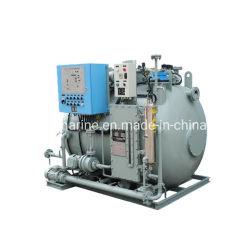 Marine Depuradora de Aguas negras y grises de la unidad de tratamiento de agua