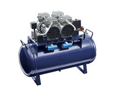 Top Vender 220V/110V compressore d'aria medicale per 3 sedie