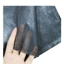 일회용 블랙 폴리프로필렌 드레이프 시트 방수 침대 시트 일회용 플랫 마사지 테이블 시트 검은색 침대 커버