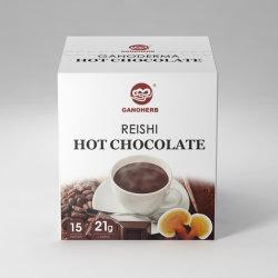 Мгновенное грибы Spore горячего кофе для улучшения сна
