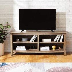 아마존 공장 직판문보관(목재 현대 종이 포함) 거실 가구를 위한 라미네이트 TV 스탠드