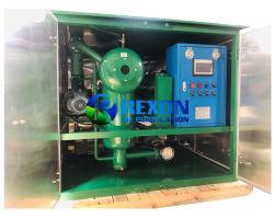Vide élevé Huile isolante automatique de purificateur de système de filtration de l'huile du transformateur