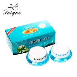 Feique natürliche Akne für Haut-Sorgfalt-grünen Tee 2 in 1 weiß werdener Gesichts-Sahne