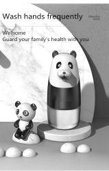 OEM Custom Touchless recargables USB de espuma de jabón automático del sensor de desinfección de la mano dispensador de jabón líquido de los productos de baño