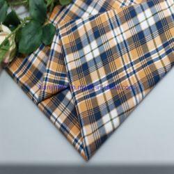 Großhandelsbaumwolleinsteckendes Flanell-Gewebe für Kleid