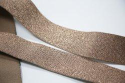 Océano de crédito Glitter banda elástica para las mujeres Cinturón de decisiones, de 43 mm de Jacquard de cinta elástica cinta Stretch