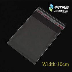 Personnalisé sac transparent en plastique étanche PPO pour les vêtements/Makeup/emballage cadeau