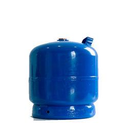 3kg LPG Gas-Zylinder-leeres kochendes kampierendes Füllen für Verkauf