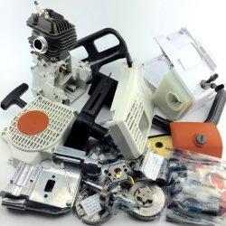 Reparação completa peças compatíveis com a Stihl ms200t 020t motosserra