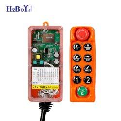 Controlo remoto sem fios industrial H23-C para gruas de torre
