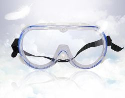 반대로 안개 반대로 비말 충격 방지 안전 유리 방어 보호 안경