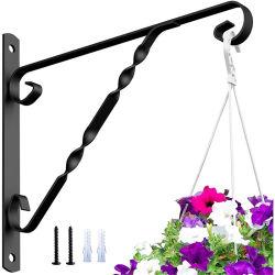 Garten-Dekoration-Wand-Pflanzenhalter-Metallpflanzer-Aufhängung