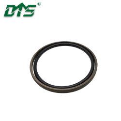 Cilindro hidráulico de Teflón PTFE Bronce Glyd junta de pistón Ring