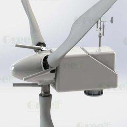 Generatore di turbine eoliche con Varialbe ad asse orizzontale da 5 kVA Tecnologia Pitch per uso domestico