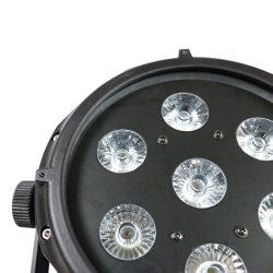 단계 점화 LED 가벼운 RGBW 70W IP65 LED 동위 빛