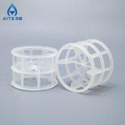 Garniture tour en plastique en fibre de verre en polypropylène HiFlow pour l'industrie chimique