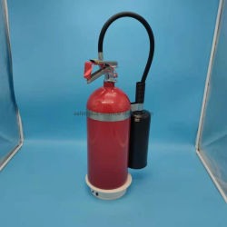 American Model 10lbs CO2 Fire Excitinguisher Extintor CO2