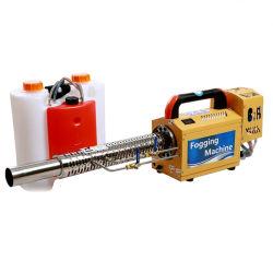 Système de contrôle de la poussière de haute qualité Mosquito Bckpack antiparasitaires Machine nébulisation thermique