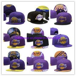 Cappello all'ingrosso poco costoso del camionista della protezione di modo di Los Angeles Lakers