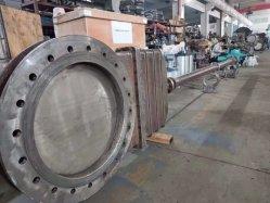 DN200~DN1200 de aço carbono válvula gaveta de facas em aço inoxidável