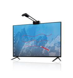 Tallpic Novo Dispositivo interativo TV-Toucher ligar qualquer aparelho de televisão no ecrã táctil com 2 compartimentos de infravermelho