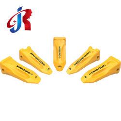 Substituição de reposição dos Dentes do Escarificador de caçamba para Escavadoras Digger Skid Steer da retroescavadeira