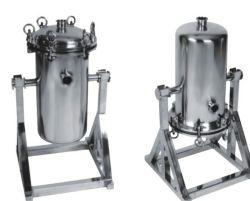 Kassetten-Gehäuse-Edelstahl-Schwingen-Titanrod-flüssiger Filter