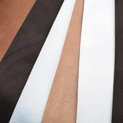 Tissu élastique d'appui de Tc en daim pour Sac Chaussure matériel supérieur