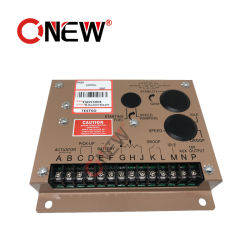 Скорости вращения генератора модуля управления с электронным регулятором ESD5500e Dieselengine соленоида скорости машины 12V