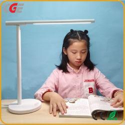 مكتب دراسة مصابيح الطاولة USB الحديثة التي تهتم بالعين في مكتب LED مصباح مصباح مكتب مصباح المبيت