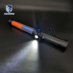 Zhejiang ha fatto il bastone illuminato gomma piuma infiammante multifunzionale di traffico LED
