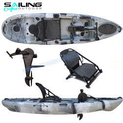 Roto-Molded 10FT системы педали байдарка промысел каноэ педали тормоза в сборе с шатуном на лодке Pedali от производителя