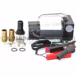 12 de 24 voltios de tensión eléctrica bomba diesel combustible Diesel Bomba de combustible Queroseno portátil Auto comercial