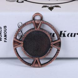 De antieke Brons Geplateerde Medaille van de Herinnering
